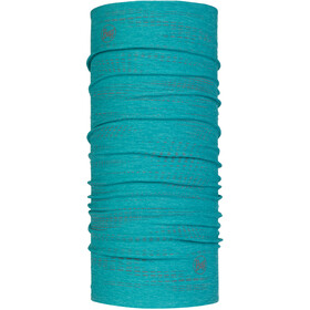 Buff Dryflx Neck Tube Reflective-Turquoise